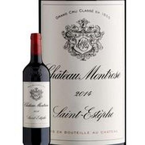 SANS MARQUE AOP Saint-Estèphe Château Montrose 2ème Grand Cru Classé rouge 2014