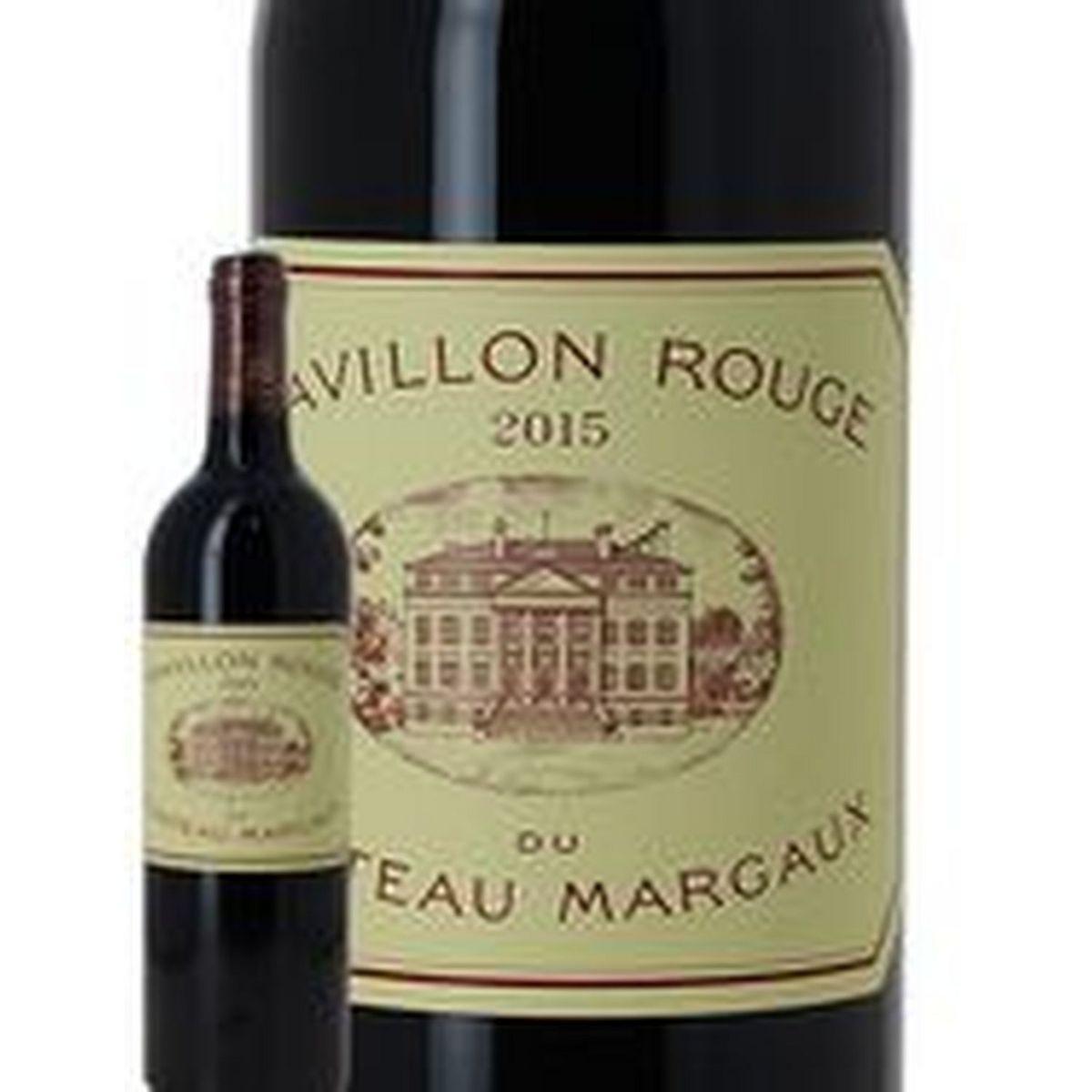 AOP Margaux Pavillon Rouge Du Château Margaux rouge 2015