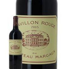 AOP Margaux Pavillon rouge du Château Margaux Second Vin rouge 2015 75cl