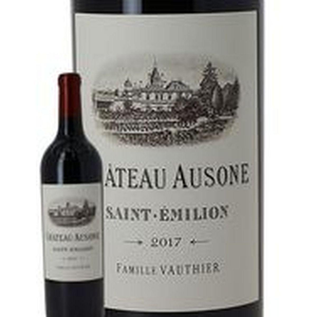 AOP Saint-Émilion Château Ausone rouge 2017