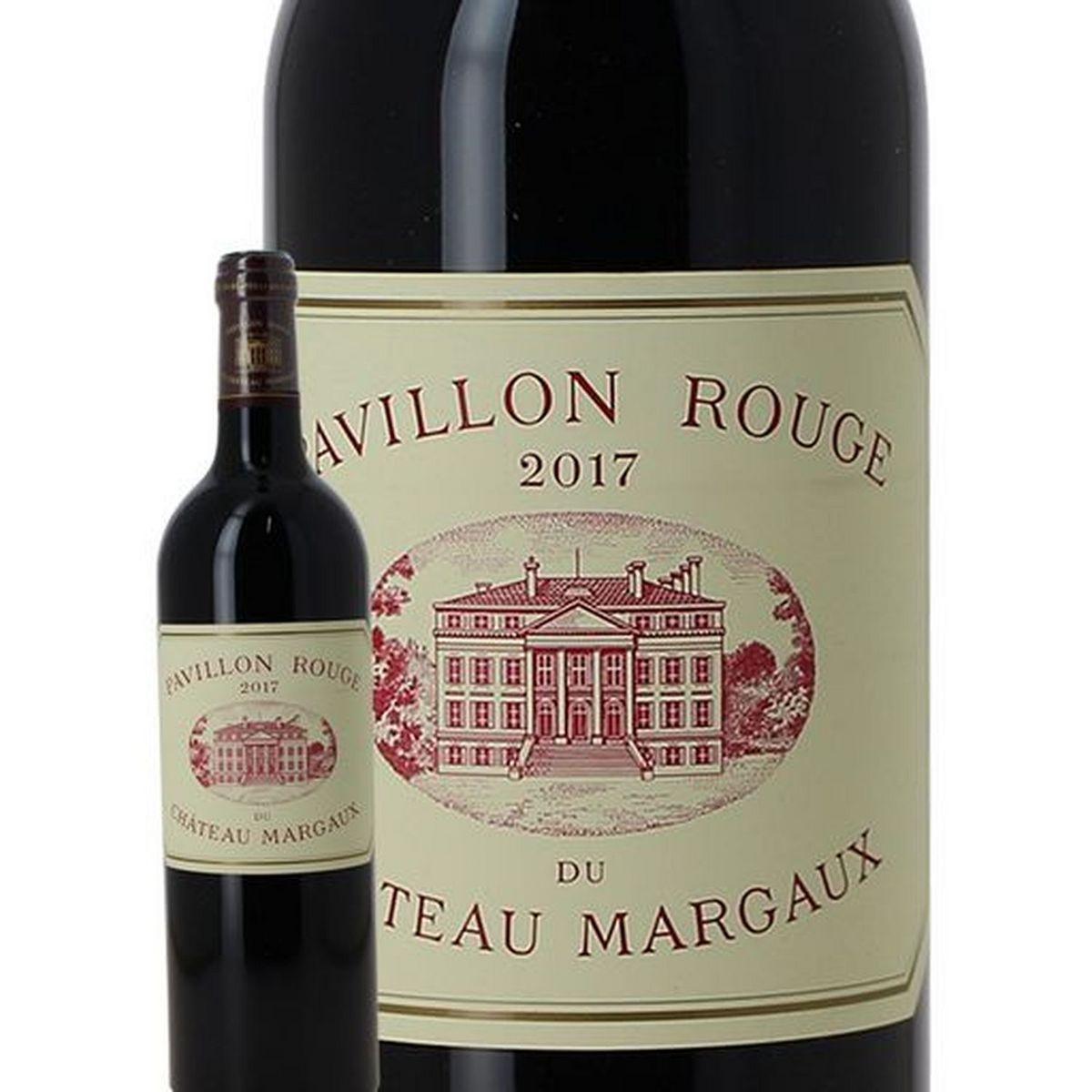 AOP Margaux Pavillon Rouge de Château Margaux second vin 2017