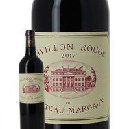 SANS MARQUE AOP Margaux Pavillon rouge du Château Margaux Second Vin rouge 2017