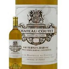 AOP Sauternes-Barsac Château Coutet blanc premier cru classé 2007 75cl