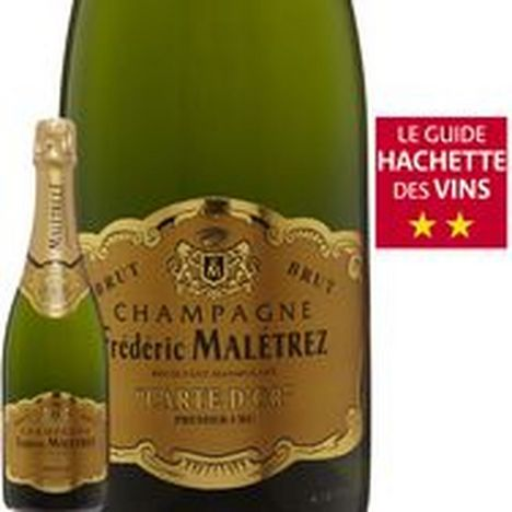 SANS MARQUE AOP Champagne Brut Frederic Maletrez 1er Cru