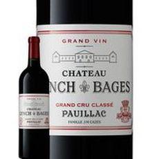 AOP Pauillac Château Lynch Bages grand cru classé rouge 2017 75cl