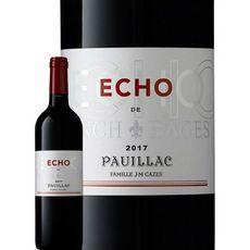 AOP Pauillac Echo de Lynch Bages second vin rouge 2017 75cl
