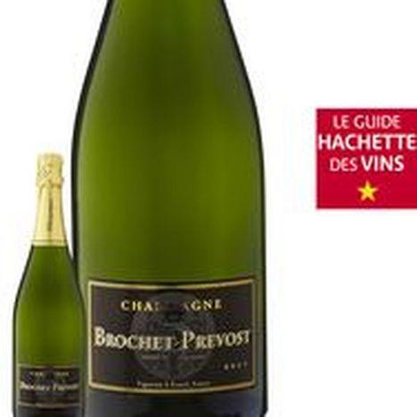BROCHET PREVOST AOP Champagne Brut Brochet Prévost