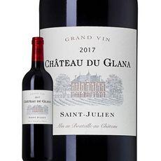 AOP Saint-Julien Château du Glana rouge 2017 75cl