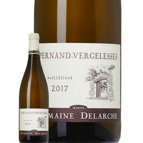 SANS MARQUE AOP Pernand-Vergelesses Domaine Delarche blanc 2019