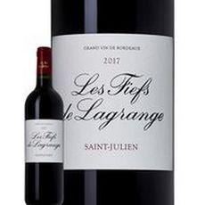 AOP Saint Julien Second Vin Les Fiefs de Lagrange rouge 2017 75cl