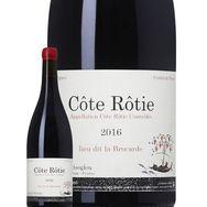 SANS MARQUE AOP Côte Rotie Lieu Dit La Brocarde rouge 2016