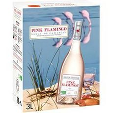 IGP Sable de Camargue Pink Flamingo rosé BIB 3L