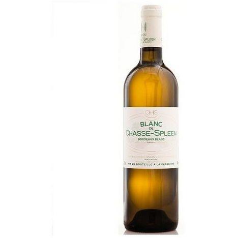 SANS MARQUE AOP Bordeaux blanc de Chasse Spleen blanc 2017