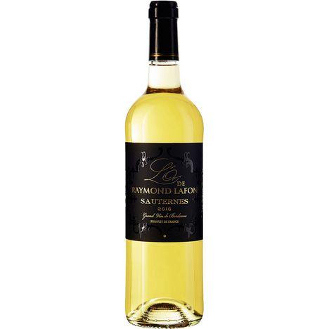 SANS MARQUE AOP Sauternes L'Or de Raymond Lafon blanc 2016