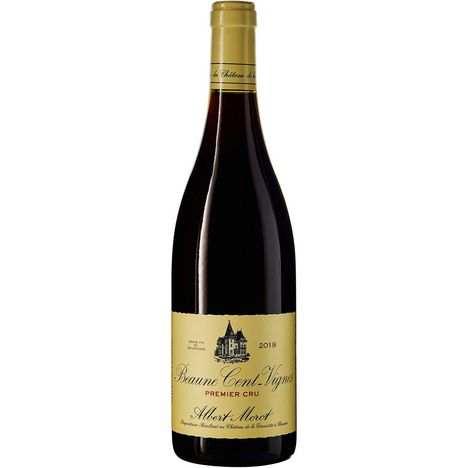 SANS MARQUE AOP Beaune 1er Cru Bio Cent Vignes Domaine Albert Morot rouge 2019