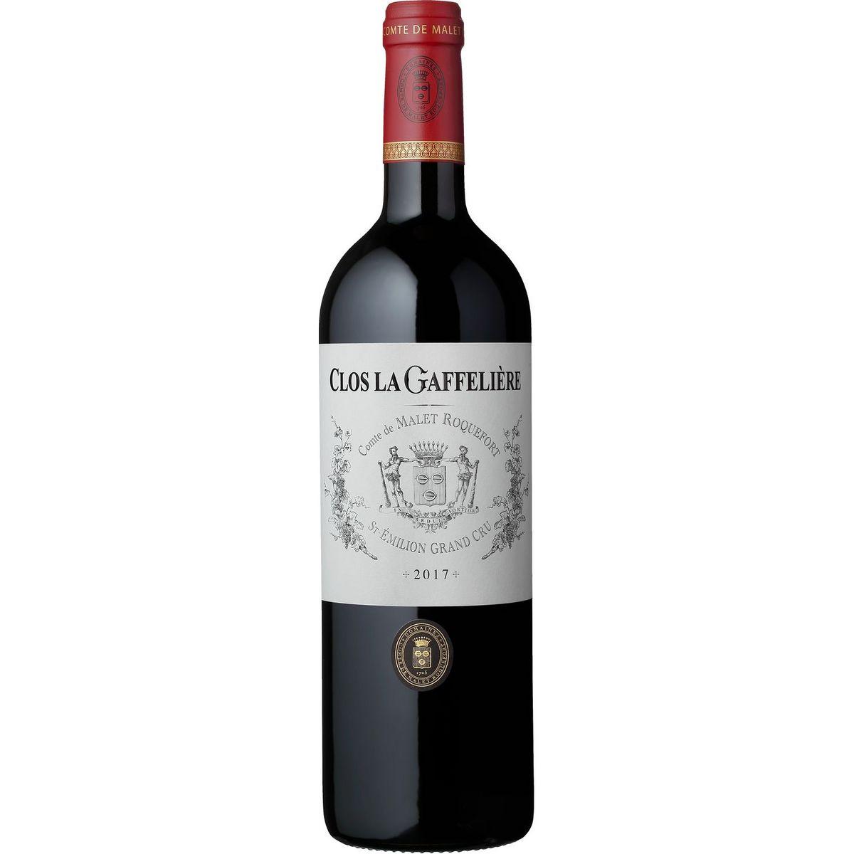 AOP Saint Eimlion Grand Cru Clos Lagaffelière rouge 2017