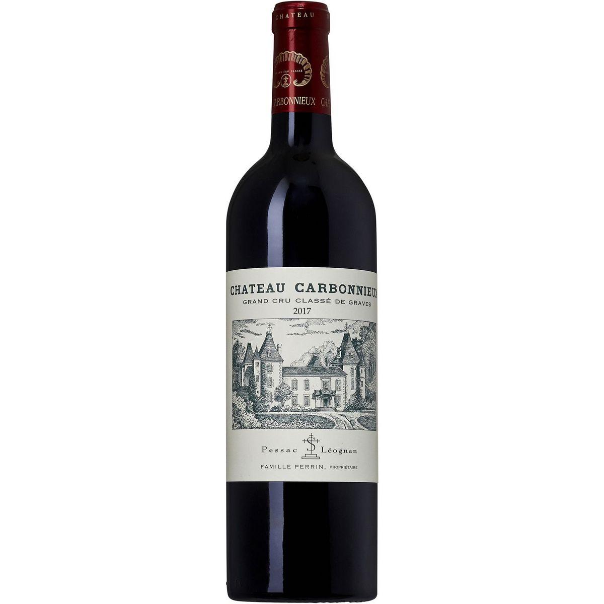 AOP Pessac-Léognan Château Carbonnieux grand cru classé rouge 2017
