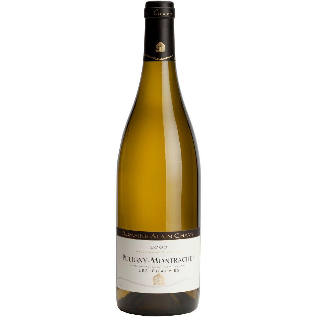 AOP Puligny-Montrachet Les Charmes Domaine Chavy blanc 2017