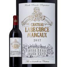 AOP Château Labégorce Margaux rouge 2017 75cl