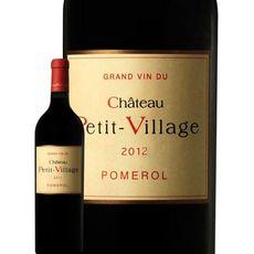 AOP Pomerol Château Petit Village rouge 2012 75cl