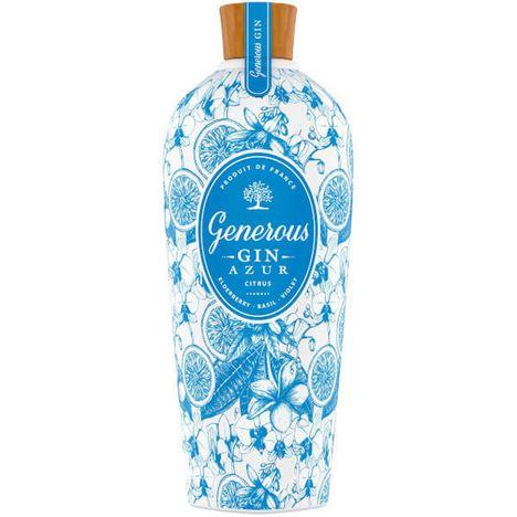 GENEROUS Gin Azur 40%