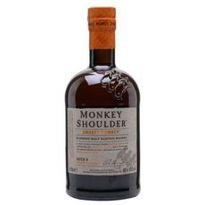 MONKEY SHOULDER Scotch whisky blended malt smokey 40% 70cl