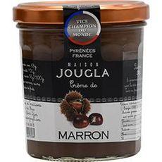 CONFITURES ET TRADITIONS Crème de marron 370g