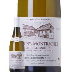 AOC Puligny-Montrachet Les Enseignières blanc 75cl
