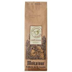 MOKAROME Café moulu doux pur arabica 250g