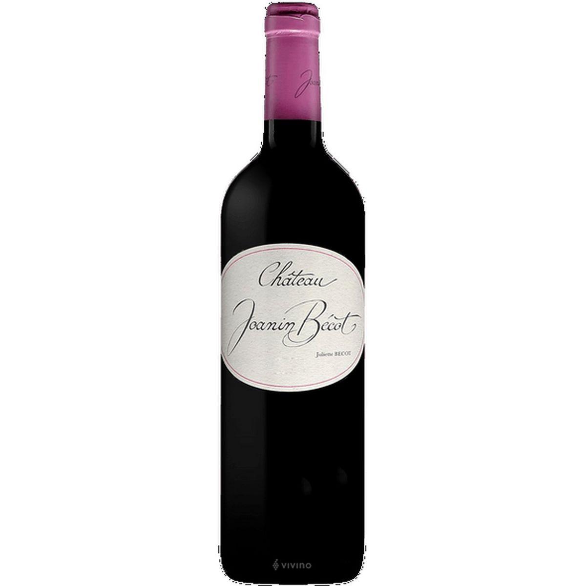AOP Castillon Côtes de Bordeaux Château Joanin rouge 2017