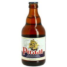 PIRAAT Bière ambrée 10.5% 33cl