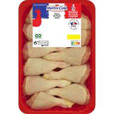 MAITRE COQ Pilons de poulet jaune 1kg