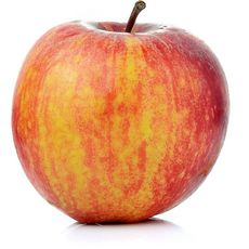 Pomme bicolore bio 1 pièce