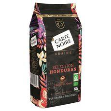 CARTE NOIRE Café en grain bio sélection Honduras 500g