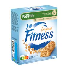 NESTLE Fitness original barres de céréales muesli 6 barres 141g