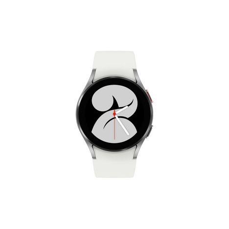 SAMSUNG Montre connectée Watch 4 40 mm- Argent
