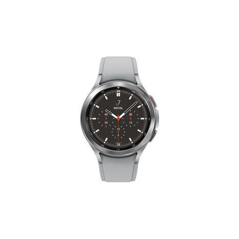 SAMSUNG Galaxy Watch4 Classic Argent 46mm Bracelet Sport Argent