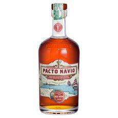 PACTO NAVIO Rhum Red wine cask 40% 70cl