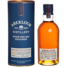 ABERLOUR Scotch whisky single malt ecossais Speyside 40% 14 ans 70cl