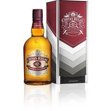 CHIVAS REGAL Scotch whisky blended malt 40%12 ans 70cl