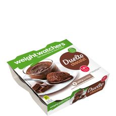 WEIGHT WATCHERS Weight Watchers Duelto chocolat 4x100g
