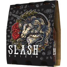 SLASH Bière origine aromatisée au jus de cerise 7.5% bouteilles 3x33cl