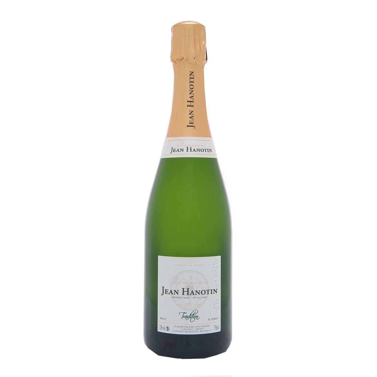 AOP Champagne Brut Grand Cru Jean Hanotin