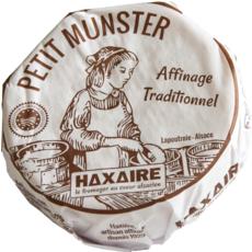 HAXAIRE Petit munster AOP 220g