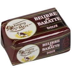 ISIGNY STE MERE Beurre de baratte doux 250g