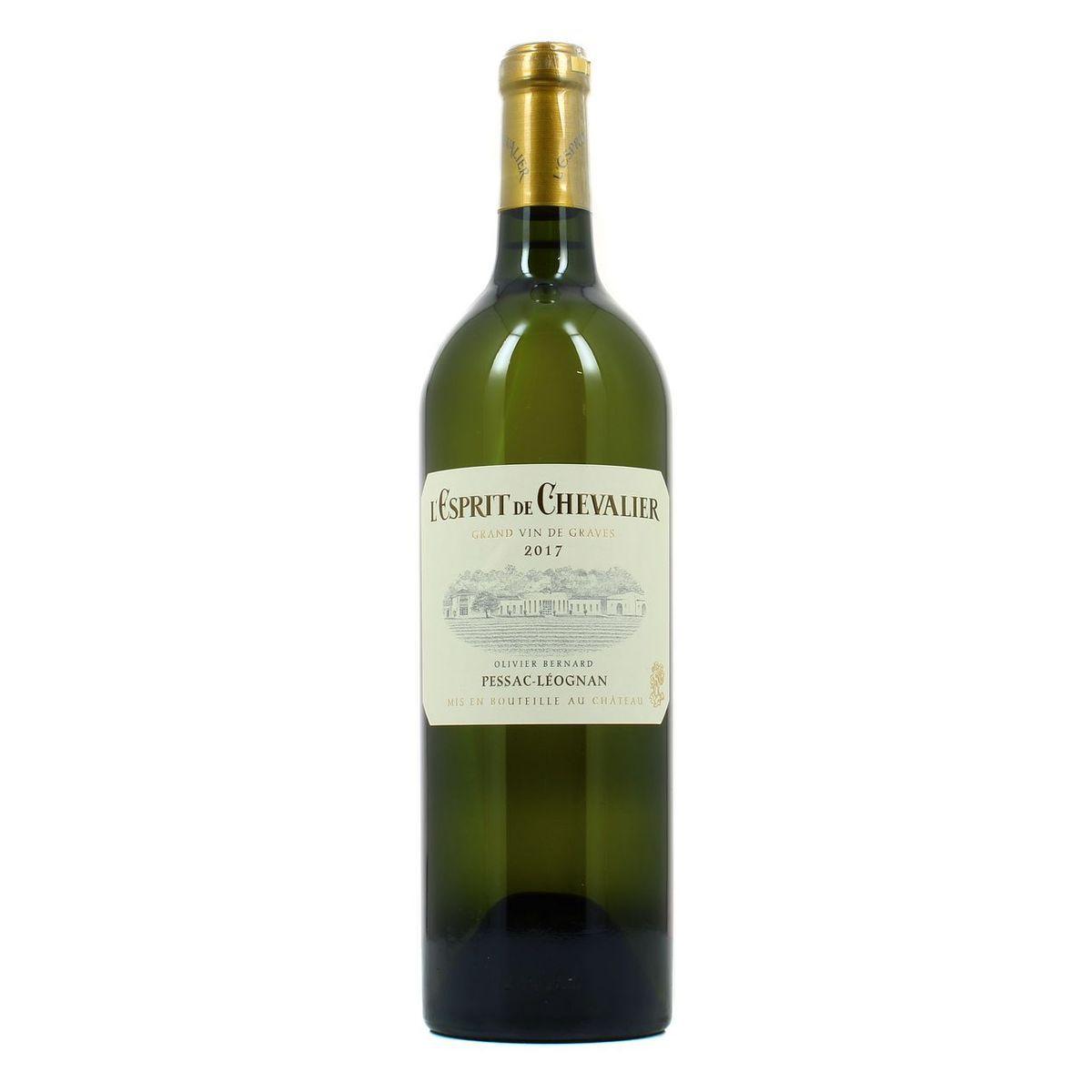 AOP Pessac-Léognan L'Esprit de Chevalier Second Vin blanc 2017