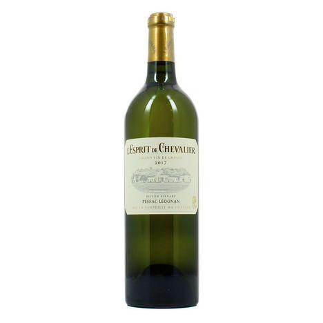 SANS MARQUE AOP Pessac-Léognan L'Esprit de Chevalier Second Vin blanc 2017