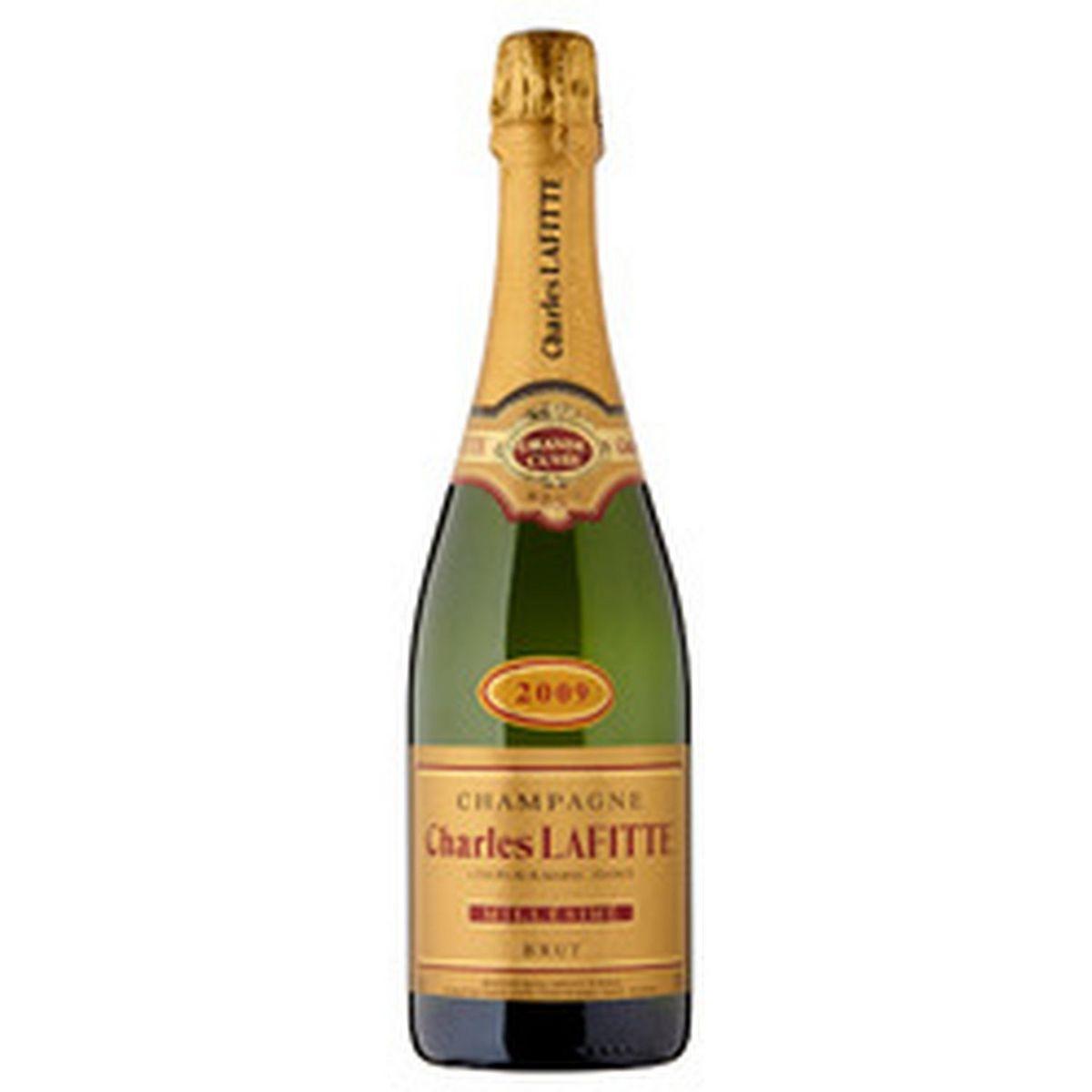 AOP Champagne brut millésimé