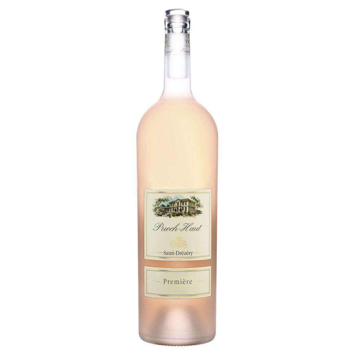 IGP Pays d'Oc Puech Haut 150cl Première rosé 2020