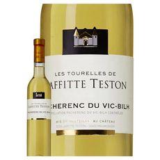 AOP Pacherenc-du-vic-bilh Les Tourelles de Laffitte Teston Moelleux blanc 2017 75cl